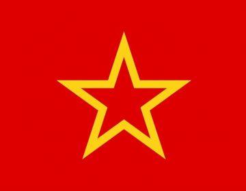 Onofficiële vlag van het Rode Leger (wiki)