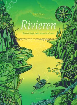 Rivieren Een reis langs zeeën, meren en rivieren
