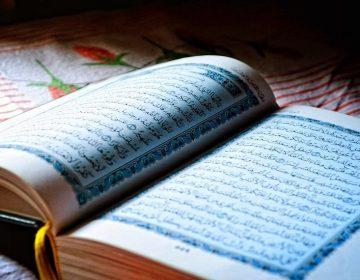 De Koran - Het heilige boek van de islam (cc - Pixabay - Afshad)