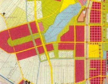 Westelijke Tuinsteden als onderdeel van het AUP (bMA - wiki)