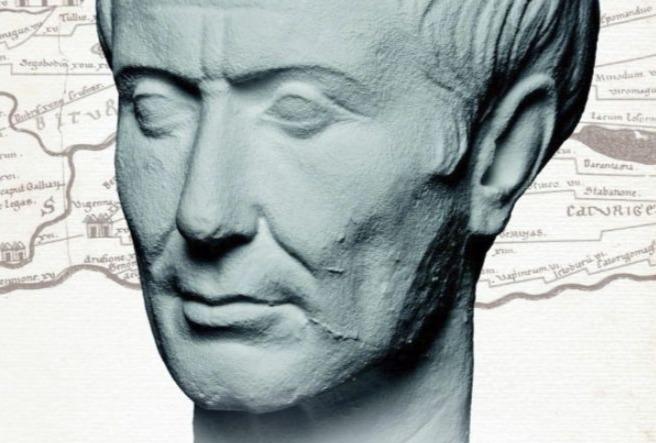 Caesar in de Lage Landen - Tom Buijtendorp