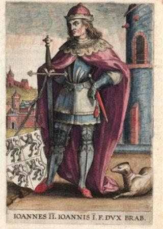 Jan II van Brabant
