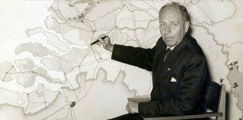 Johan van Veen (1893-1959) – Vader Deltaplan, Europoort en Eemshaven