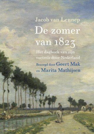 De zomer van 1823 - Jacob van Lennep (€22.90)