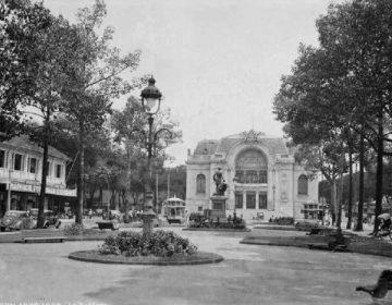 Saigon in de jaren 1920 (cc - Flickr)