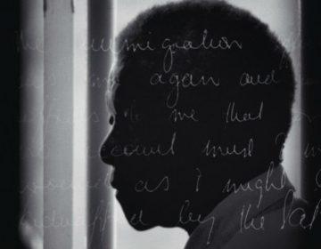Brieven uit de gevangenis - Nelson Mandela (detail uit de cover)