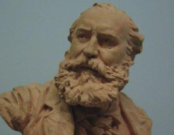 Buste van Charles Gounod, 1873 (CC BY-SA 4.0 - Patafisik - musée Hébert)