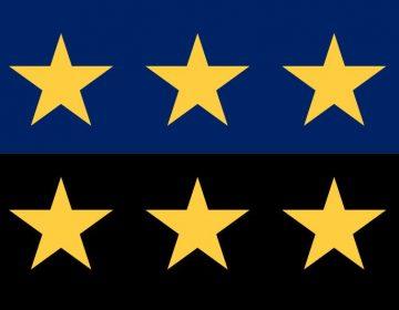 Eerste vlag van de Europese Gemeenschap voor Kolen en Staal (1958-1973)