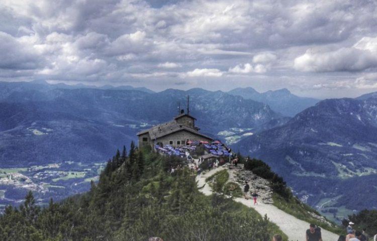Znalezione obrazy dla zapytania Orle Gniazdo w Berchtesgaden