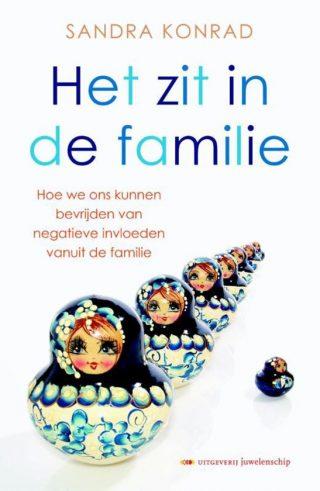 Het zit in de familie - Sandra Konrad
