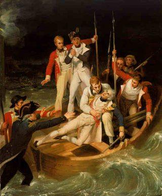 Horatio Nelson, Tenerife 1797