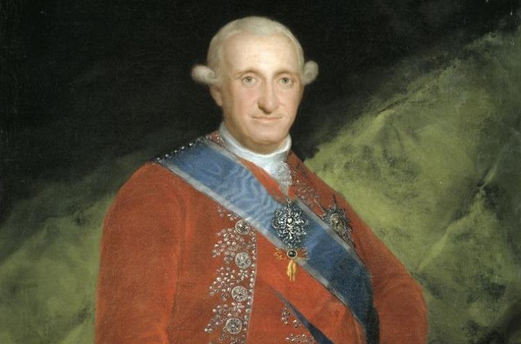 Karel IV van Spanje, Francisco Goya (Publiek Domein - wiki)