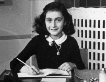 Schoolfoto van Anne Frank (Collectie Anne Frank Stichting Amsterdam)