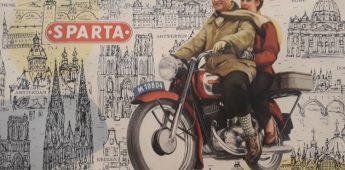 De (nostalgische) geschiedenis van tweewielerfabrikant Sparta