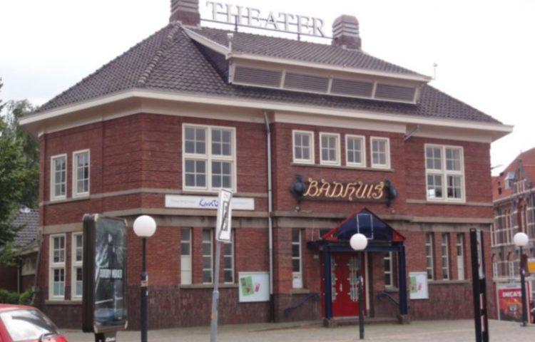 Voorzijde Theater Het Badhuis in Nijmegen (CC BY-SA 3.0 - Havang)