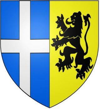 Wapen van de baronnen von Eppinghoven (CC BY-SA 3.0 - Mimich)