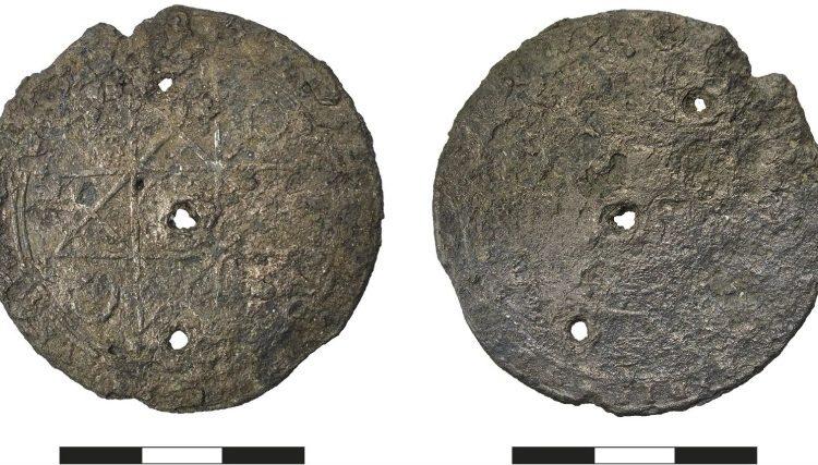 De zeventiende-eeuwse amulet - Foto: Gemeente Zutphen