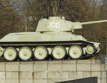 T34 tank - Raimond Spekking / CC BY-SA 4.0 - wiki