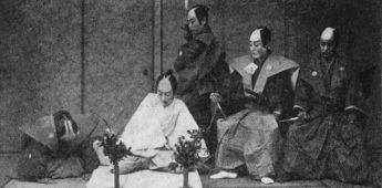 Harakiri (seppuku) – Zelfmoord voor samoerai in Japan