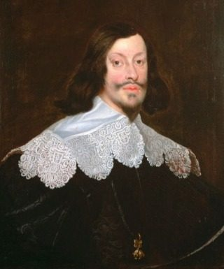 Ferdinand III, keizer van het Heilige Roomse Rijk (Frans Luycx - Kunsthistorisches Museum Wien - Publiek Romein)