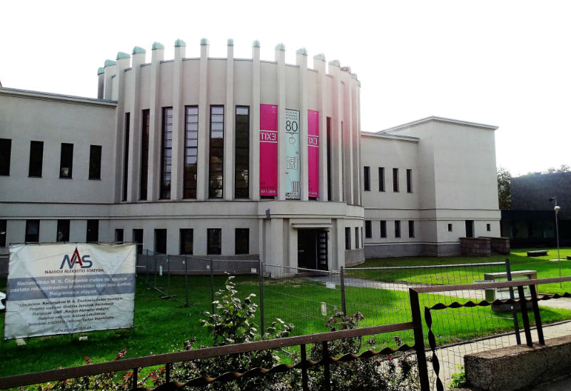 M. K. Čiurlionis National Art Museum (Foto: Chris Rachel Spatz)