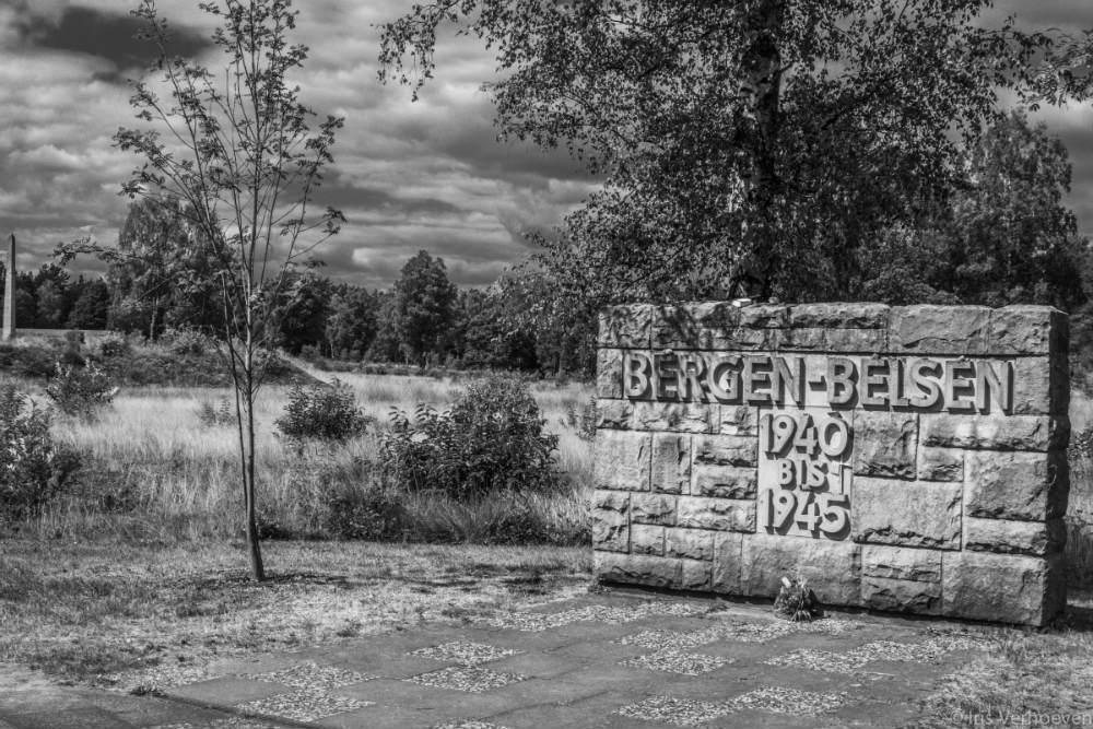 Bergen-Belsen (Foto's Iris Verhoeven)