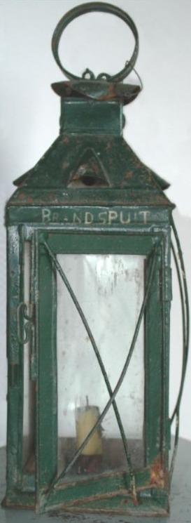 Brandspuitlamp (Foto Marian Groeneweg)