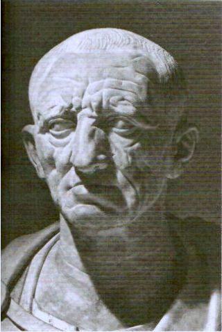 Buste van Cato de Oudere (Publiek Domein - wiki)