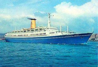 Het MS Oranje als de Angelina Lauro (wiki)