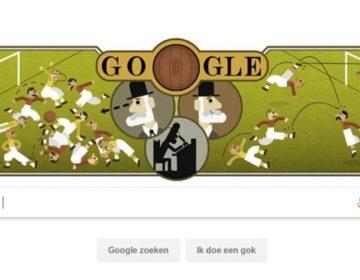 Ebenezer Cobb Morley, Google Doodle op 16 augustus 2018