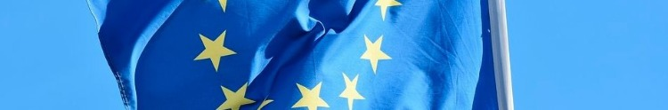Europese geschiedenis - Vlag van de Europese Unie (cc0 - Pixabay - Capri23auto)