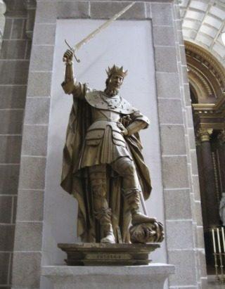 Fruela I (CC BY 2.0 - wiki - Alejandro Moreno Calvo)