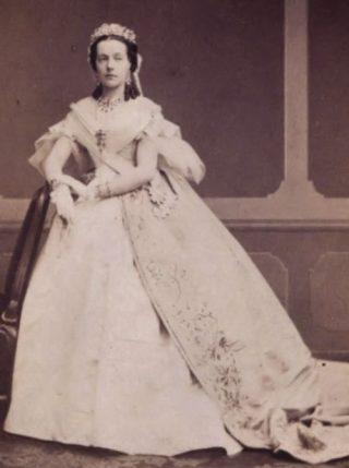 Maria-Hendrika van Oostenrijk (Publiek Domein - wiki)