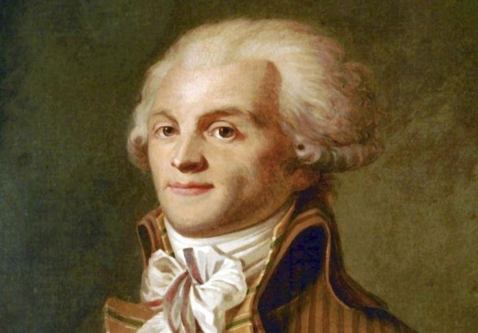 Maximilien de Robespierre (1758-1794) - Gezicht van De Terreur