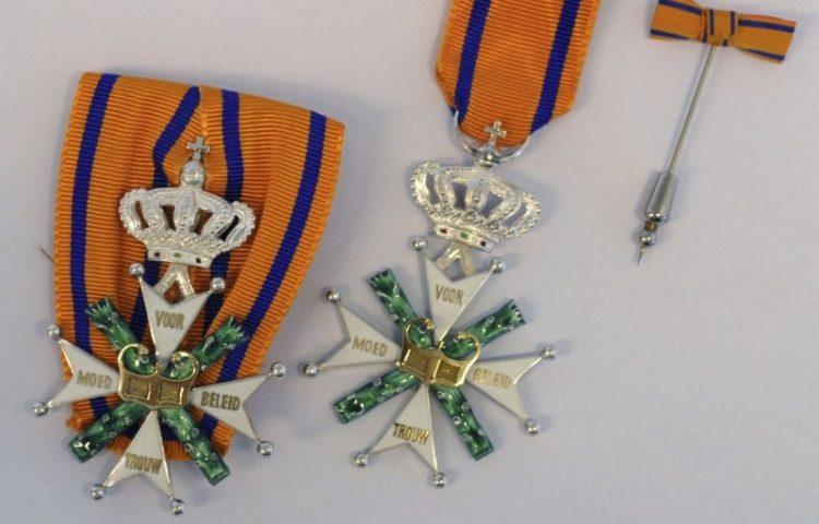 Militaire Willems-Orde (cc0 - Ministerie van Defensie)