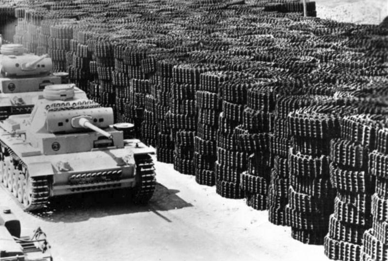 Panzerkampfwagen III (cc - Bundesarchiv)