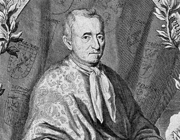 Postuum portret van Jean-Baptiste Van Helmont (CC BY 4.0 - Collection gallery - wiki)