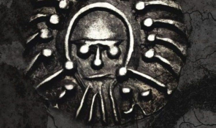 Redbad - detail van de boekcover