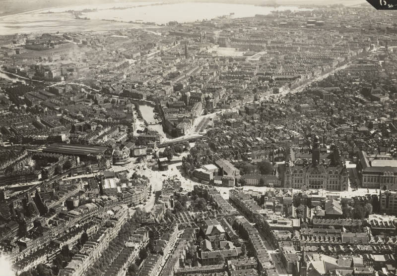 Rotterdam voor 1940 (CC-BY 4.0 – NIMH)