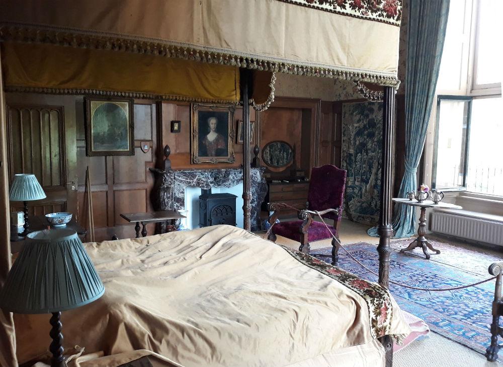 Slaapkamer (Foto Historiek)