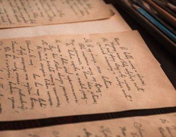Willekeurige afbeelding van een oude brief (cc0 - Pixabay - jarmoluk)