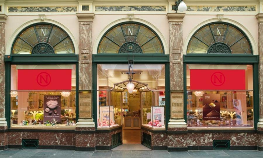 Neuhaus-winkel in de koninginnegalerij (CC BY 3.0 - Neuhaus - wiki)