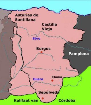 Graafschap Castilië