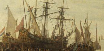 Kielhalen – Een zware straf voor zeelieden