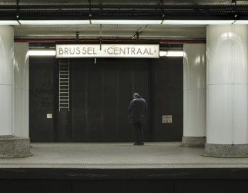 Spoorwegstation Brussel-Centraal (CC BY-SA 4.0 - Trougnouf - wiki)