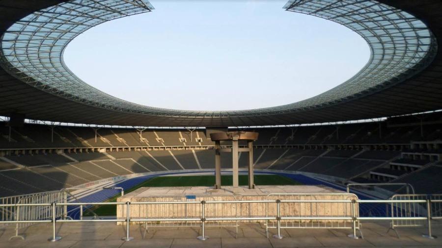 Olympisch Stadion van Berlijn