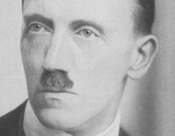 Adolf Hitler in 1923