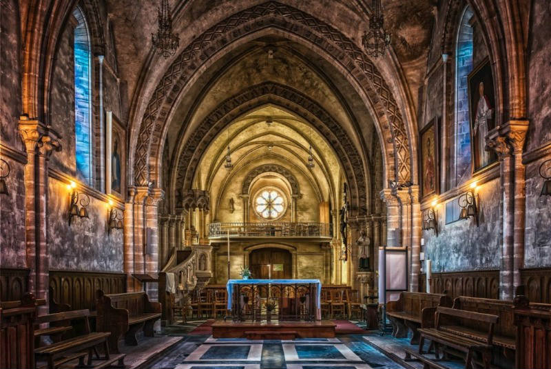 Apostolische geloofsbelijdenis van de Katholieke Kerk (CC0 - Tama66 - Pixabay)