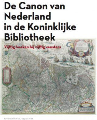 De canon van Nederland in de KB