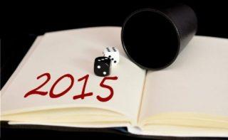 De meeste voorspellingen over het jaar 2015 waren onjuist (cc0 - Pixabay - congerdesign)